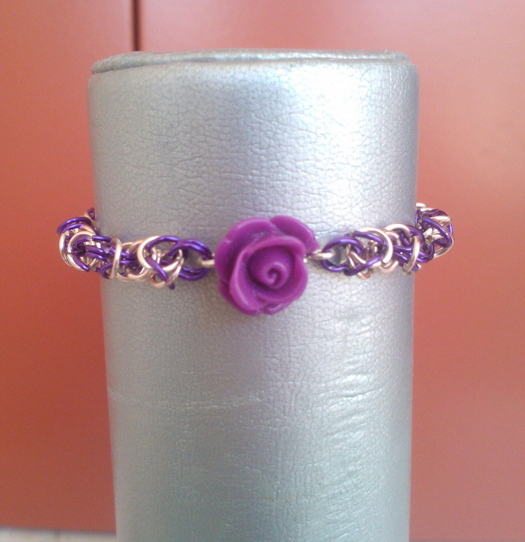 Bracciale-bizantino-con-rosa