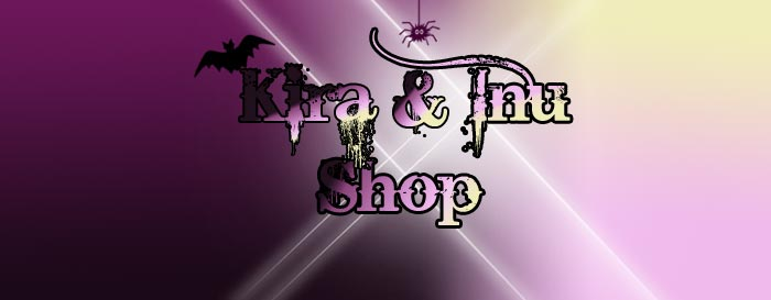 Inaugurazione nuovo sito Kira & Inu Shop!