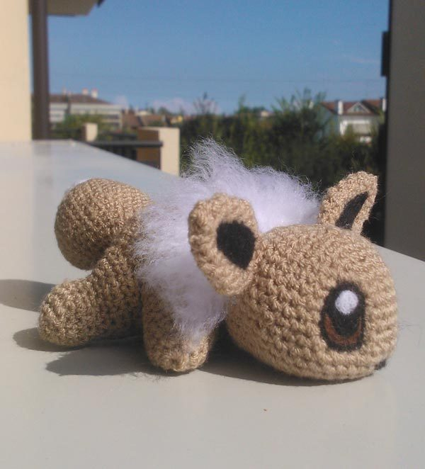 Amigurumi Pokemon Eevee : Amigurumi Pokemon Eevee Images Pokemon Images