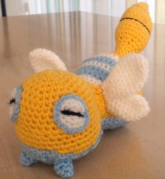 dunsparce plush fronte
