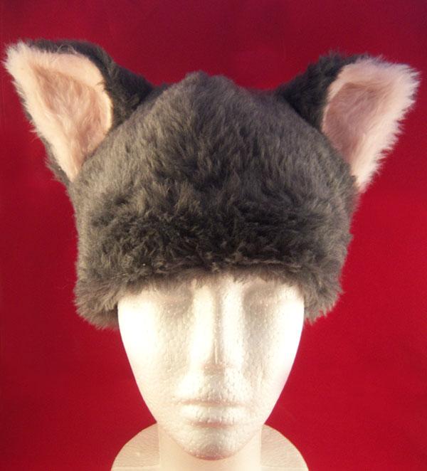 cappello orecchie da gatto