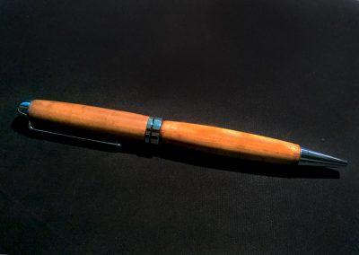 Penna in legno di ciliegio