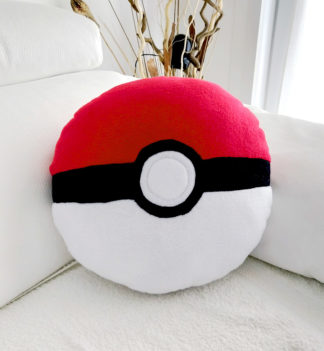 cuscino pokemon pokeball