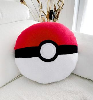 cuscino pokemon pokeball
