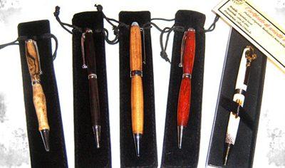 Penne personalizzate artigianali
